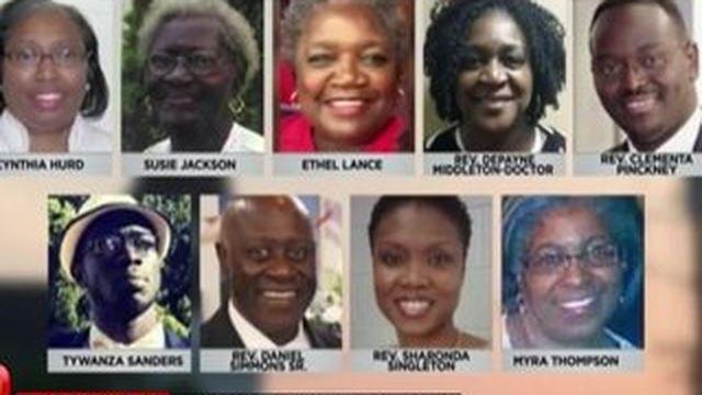 Fusillade de Charleston : Dylann Roof face au juge et aux familles de victimes