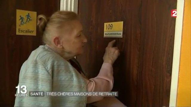 Opération transparence sur le prix des maisons de retraite