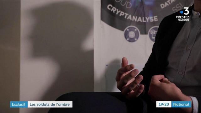 Les soldats de l'ombre : reportage sur les agents secrets français