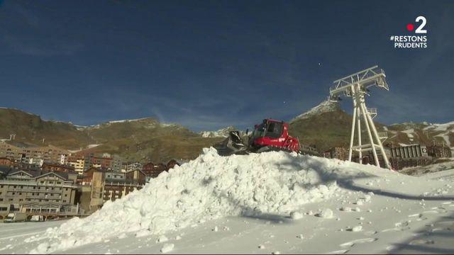 Fêtes de Noël : les stations de ski resteront fermées