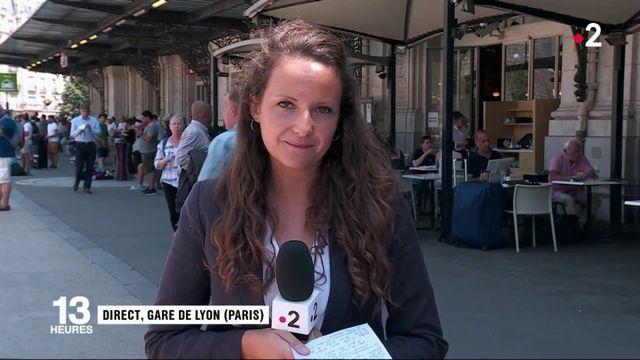 Grève SNCF : un trafic perturbé pour les vacanciers