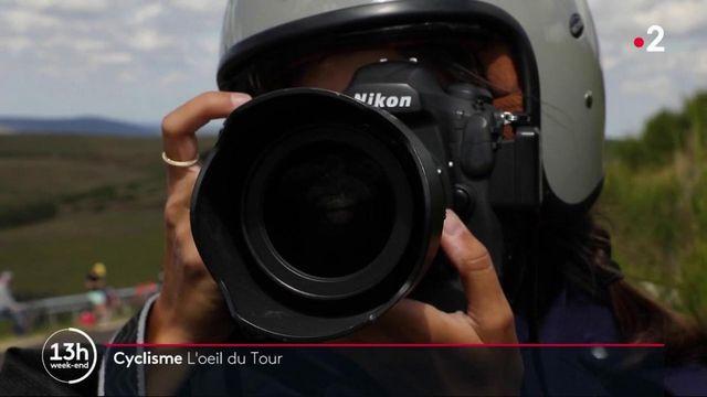 Tour de France : le quotidien d'une photographe en quête de l'image qui marquera les esprits