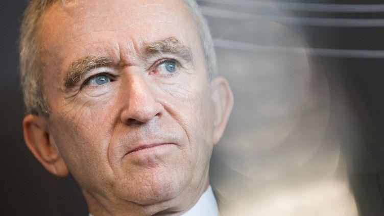 Bernard Arnault, le 5 novembre 2009 à Nyon (Suisse). (VALENTIN FLAURAUD / REUTERS)