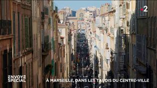 Envoyé spécial. A Marseille, dans les taudis du centre-ville (ENVOYÉ SPÉCIAL  / FRANCE 2)