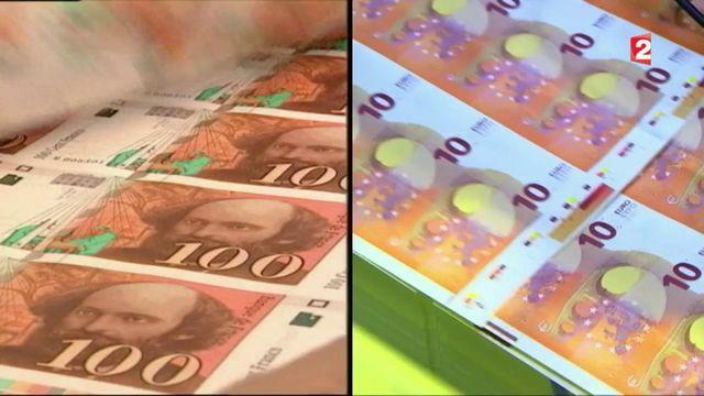 Franc et euro : deux monnaies, est-ce possible?