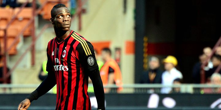 Mario Balotelli, de retour au Milan