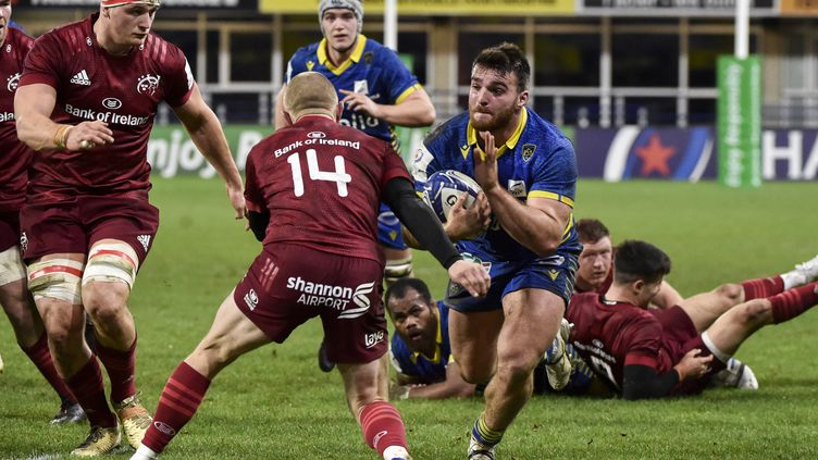 Clermont - Munster  (THIERRY ZOCCOLAN / AFP)