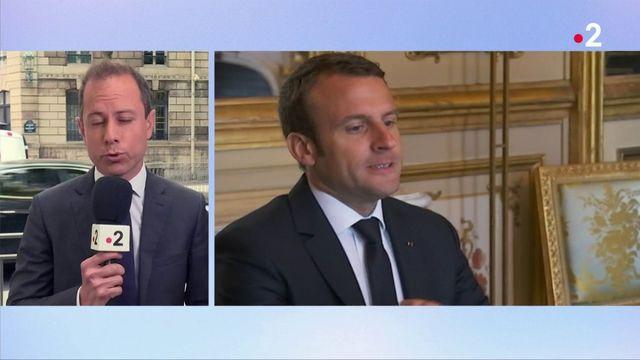 Élections européennes : malgré la deuxième place, le gouvernement maintient son cap