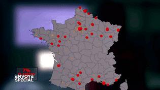 Envoyé spécial.Pollution industrielle : combien d'écoles à risque en France ? (ENVOYÉ SPÉCIAL  / FRANCE 2)