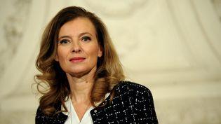 Valérie Trierweiler, le 6 décembre 2013, à l'Elysée, à Paris. (MAXPPP)