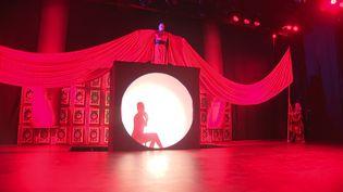 """""""Eurphory, retrour à la vie"""". Le nouveau spectacle du Cabaret l'Ange Bleu marque la fin de 18 mois de fermeture (France Télévisions / France 3 Aquitaine)"""