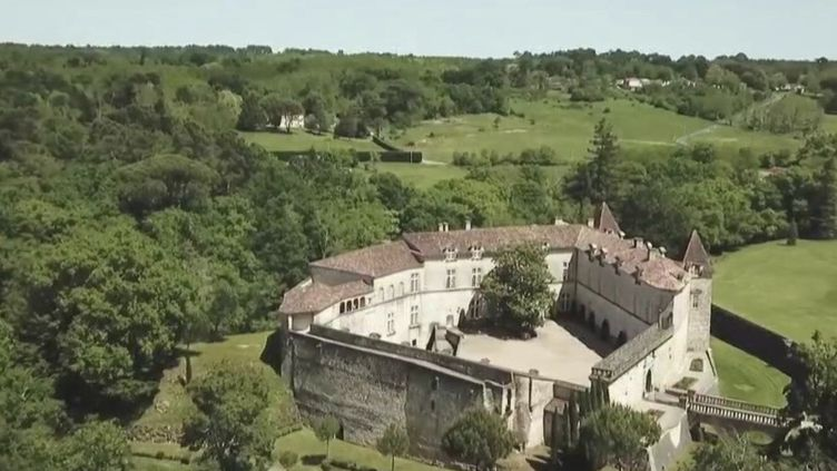 Chateau en Gironde. (FRANCE 2)