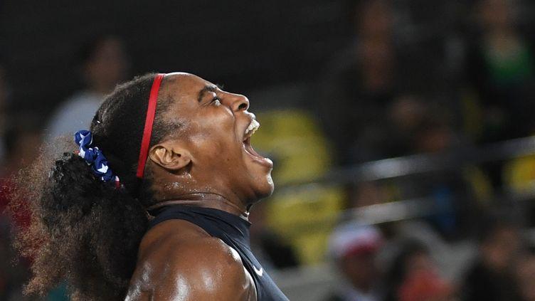 Serena Williams (ROBERTO SCHMIDT / AFP)