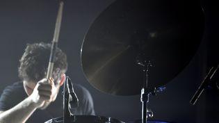 Le batteur du groupe Last Train (photo d'illutsration). (ALEXANDRE MARCHI / MAXPPP)