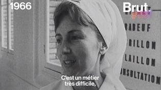 VIDEO. Dans les années 1960, les infirmières racontaient déjà les difficultés de leur métier (BRUT)