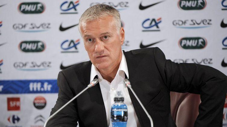 Didier Deschamps (BERTRAND GUAY / AFP)