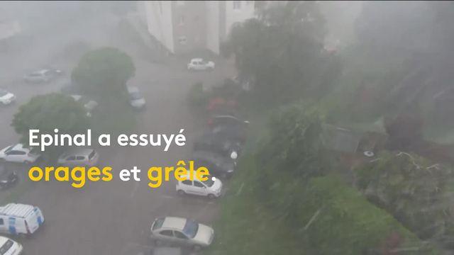 L'orage France