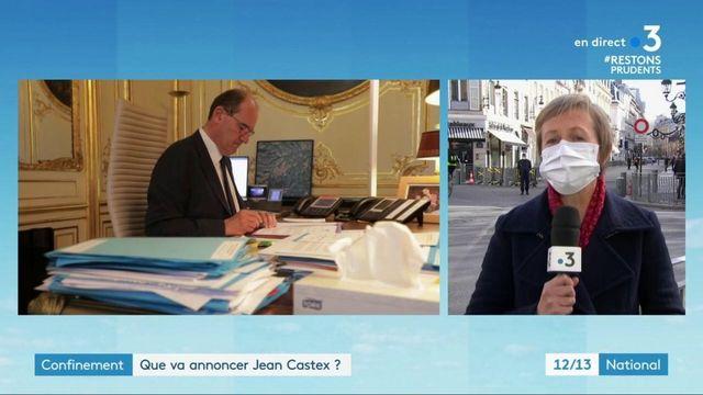 Confinement : que va annoncer Jean Castex après le Conseil de défense ?