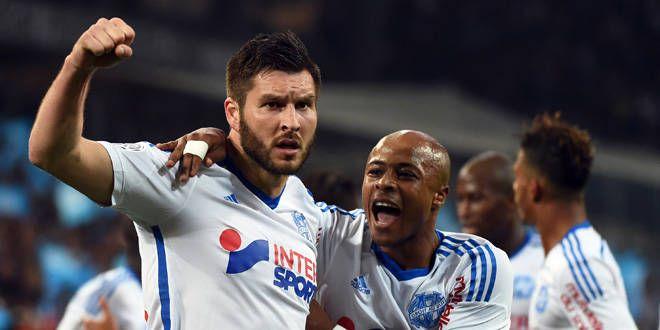 Gignac a marqué contre le PSG