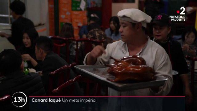 Gastronomie : le canard laqué, un art culinaire à Pékin