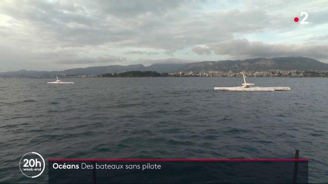 Océans : des drones marins acoustiques pour étudier les cétacés
