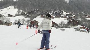 Le ski de fond fait de nouveaux adeptes sur les stations de ski, mais les loueurs, tout comme les fabricants, peinent àrépondreà cette nouvelle demande. (France 2)
