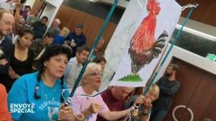 Défense de la ruralité : quand la justice autorise le coq Maurice à chanter le matin (ENVOYÉ SPÉCIAL  / FRANCE 2)