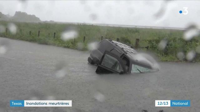 Inondations : le Texas est complètement submergé