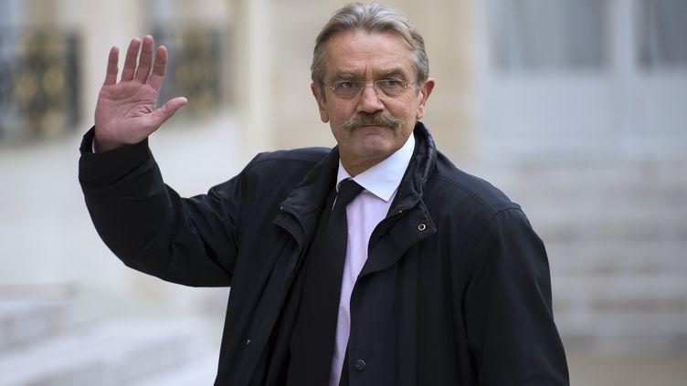 Frédéric Thiriez (LIONEL BONAVENTURE / AFP)