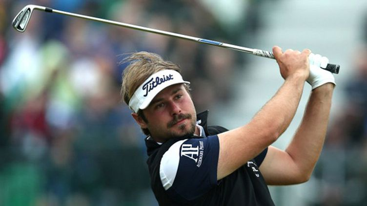 Victor Dubuisson (ANDREW YATES / AFP)