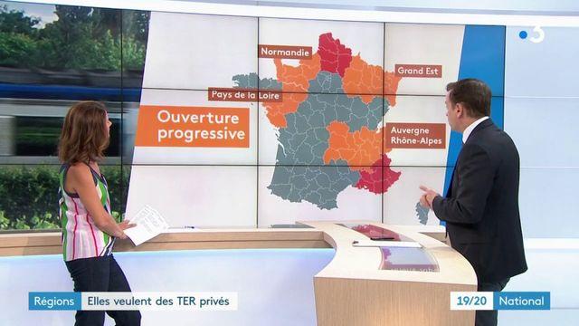 SNCF : vers une ouverture à la concurrence anticipée pour les TER ?