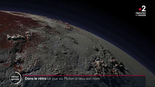 Dans le rétro : le jour où Pluton a reçu son nom