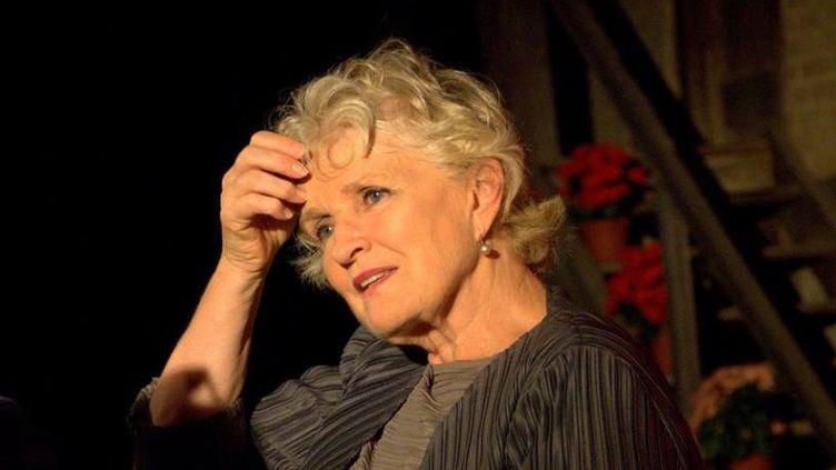Marie-Christine Barrault - mercredi 2 août à la ferme Sougey de Montrevel  (Théâtre sur un plateau - La Lune à L'Envers)