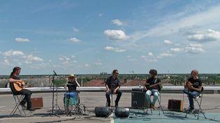 Le groupe Klone de Poitiers repart sur les routes du live (France 3 Nouvelle Aquitaine)