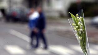 La réglementation interdit aux particuliers de vendre des brins de muguet associés à d'autres fleurs. (MAXPPP)