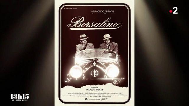 """VIDEO. Pourquoi l'affiche du film """"Borsalino"""" a brouillé plusieurs années Jean-Paul Belmondo et Alain Delon"""