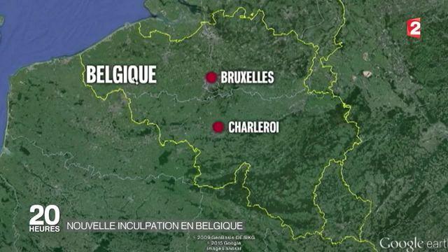 Attentat de Paris: nouvelle interpellation en Belgique