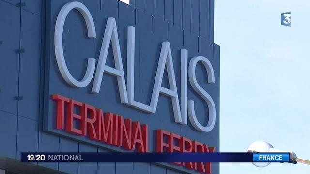 Migrants : le port de Calais s'inquiète pour son économie