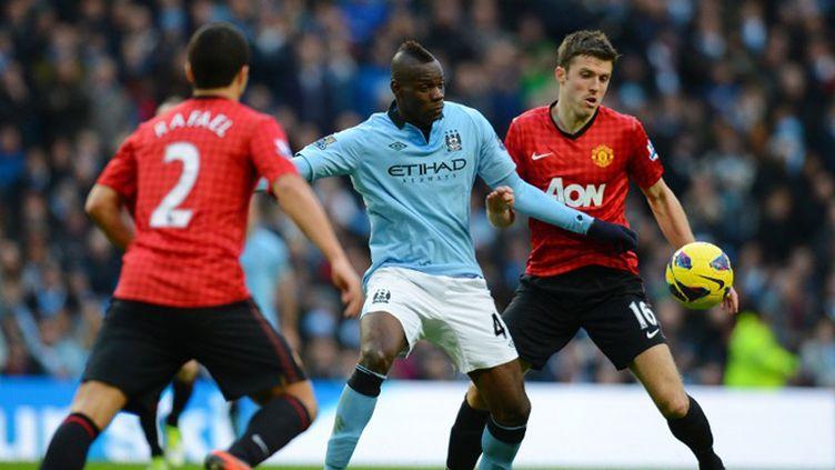 Mario Balotelli accepte l'amende infligée par Manchester City