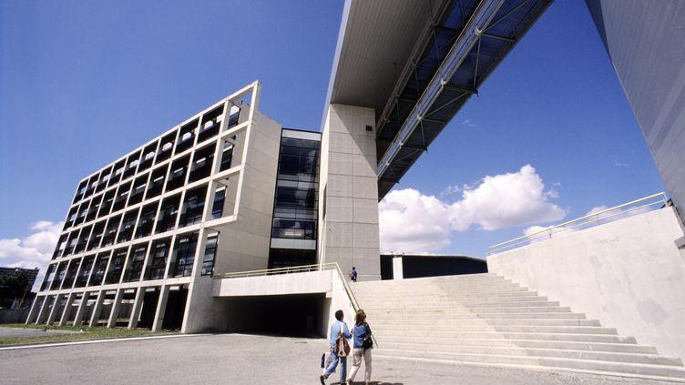 Au total, 280 étudiants de la faculté du Mirail, à Toulouse, doivent rembourser leurs allocations. (FELIX ALAIN / HEMIS.FR  / AFP)