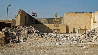 La Cité des morts au Caire, Egypte. (KHALED DESOUKI / AFP)