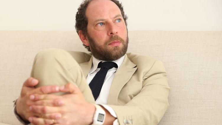 Olivier Guez, journaliste, essayiste et écrivain français. (AITOR PEREIRA / EFE)