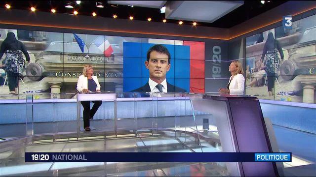 """Burkini : """"La décision du Conseil d'État est un vrai revers pour Manuel Valls"""""""