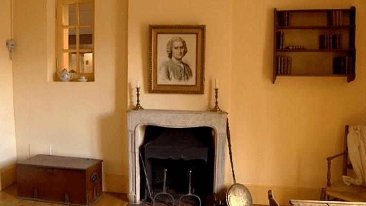 Le Musée Jean-Jacques Rousseau à Montmorency  (F3 / Culturebox)