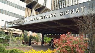 Deux des trois patients identifiés vendredi 24 janvier 2020 comme souffrant du nouveau coronavirus, en France, sont hospitalisés à l'hôpital Bichat, à Paris. (HUMBERT / BSIP / AFP)