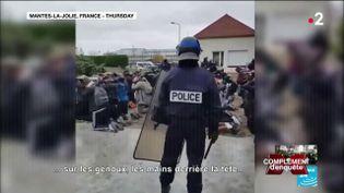 Mantes-la-Jolie : arrêt sur image (COMPLÉMENT D'ENQUÊTE / FRANCE 2)