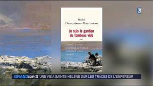 La couverture du livre Je suis le gardien du tombeau vide (France 3)