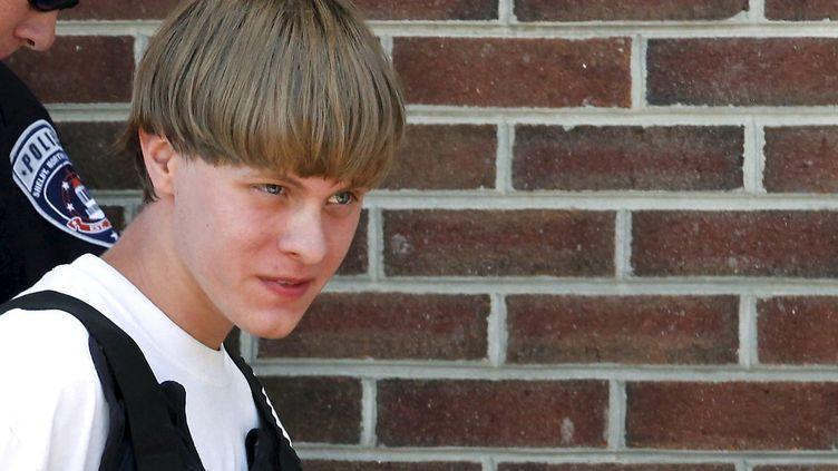 Dylann Roof a été interpellé, le 18 juin 2015, à Shelby (Caroline du Nord), pour la tuerie dans une église de Charleston. (JASON MICZEK / REUTERS )