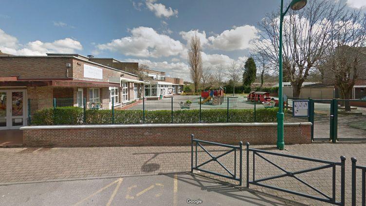 L'école élémentaire Alphonse-de-Lamartine à Gravelines (Nord), dans la communauté urbaine de Dunkerque. (GOOGLE STREET VIEW)