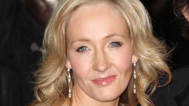J.K.Rowling en novembre 2010.  (Richard Goldschmidt / citizenside.com)